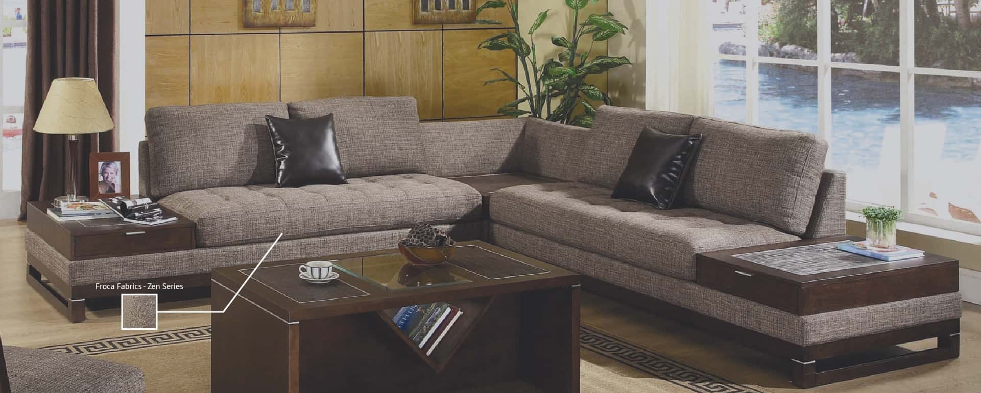 Malaysia Top Sofa Fabric And Sofa Leather Supplier | Siah Hoe, Kepong
